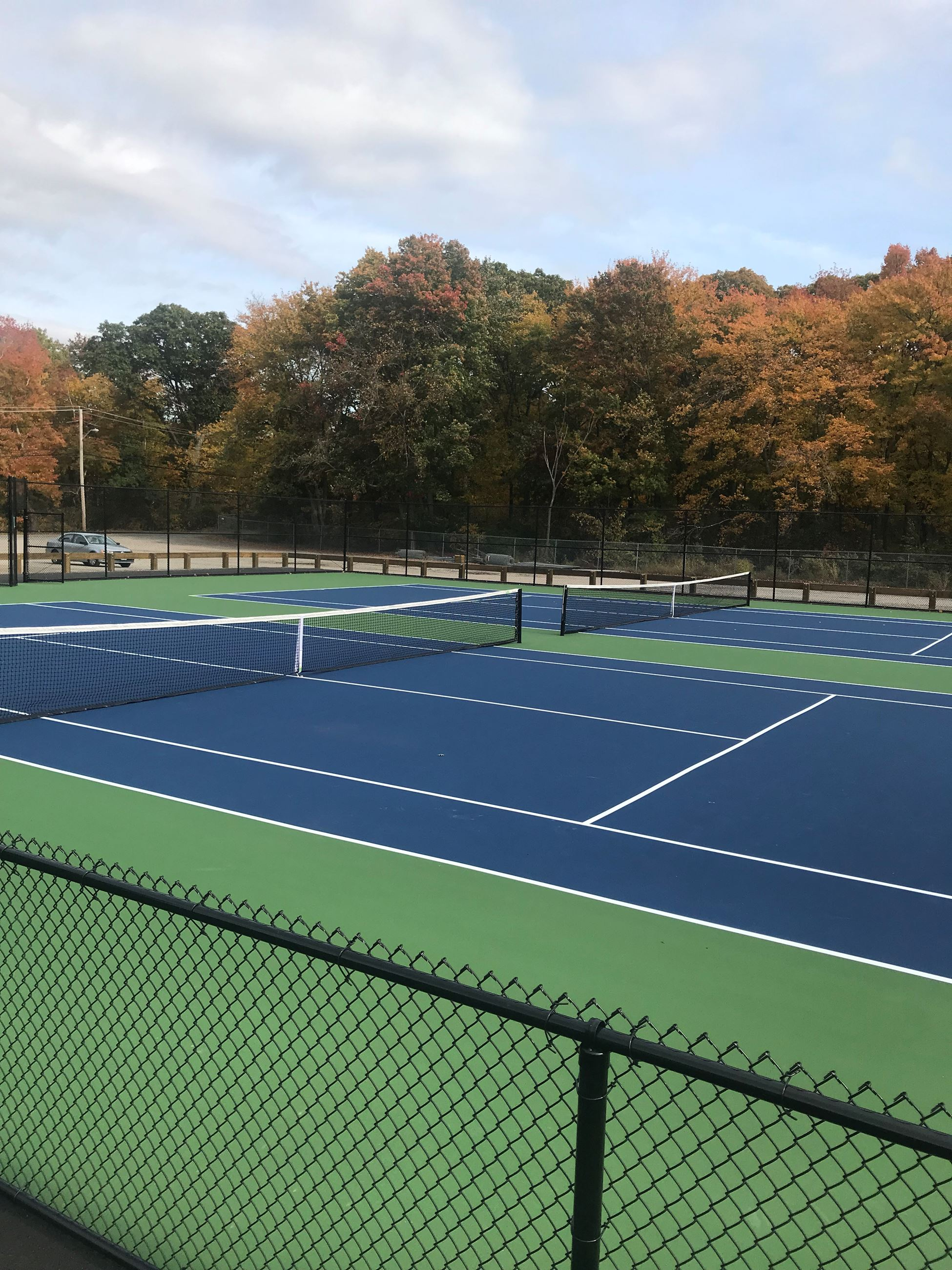 Finberg Tennis Courts