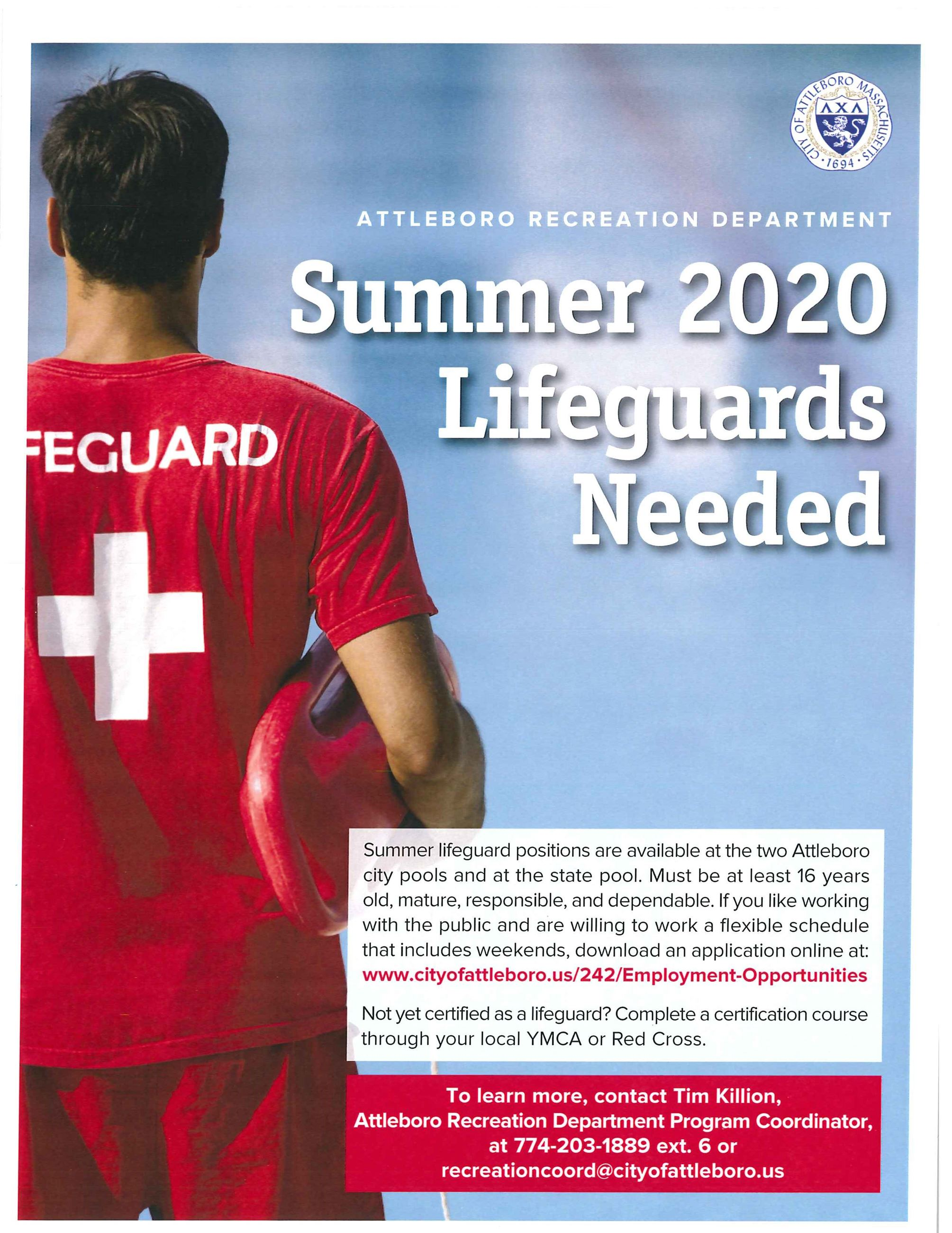 Lifeguard Flyer 2020